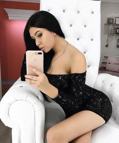 Antalya Fransız escort bayan Alita